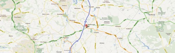 Derbyshire (Barlborough)