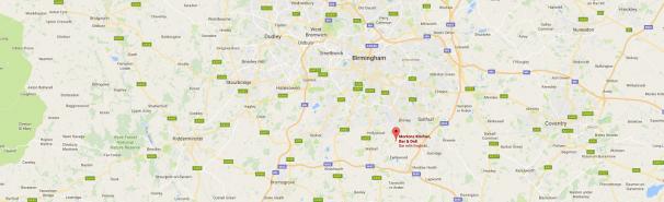 West Midlands (South Birmingham)